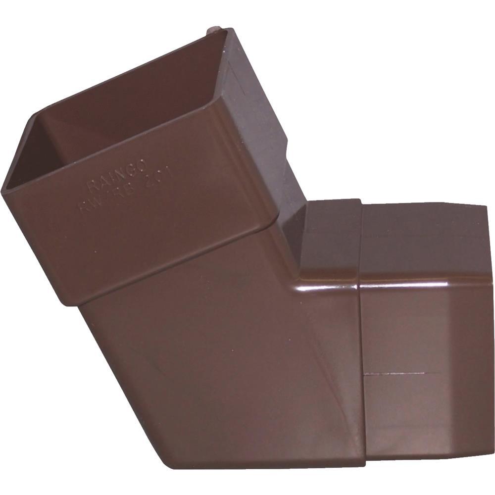 Genova Products Rb201 Raingo Standard Downspout Elbow