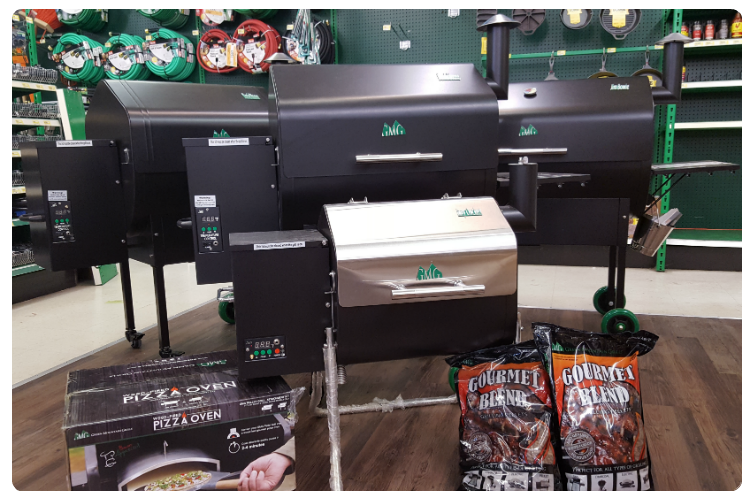 Green Mountain Grills | Family Hardware