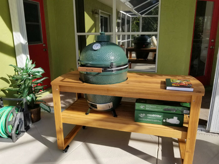 Big Green Egg Family Hardware