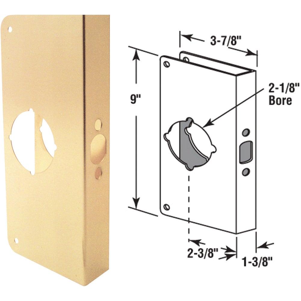 Prime Line Prod. U 9547 Defender Security Lock & Door ...