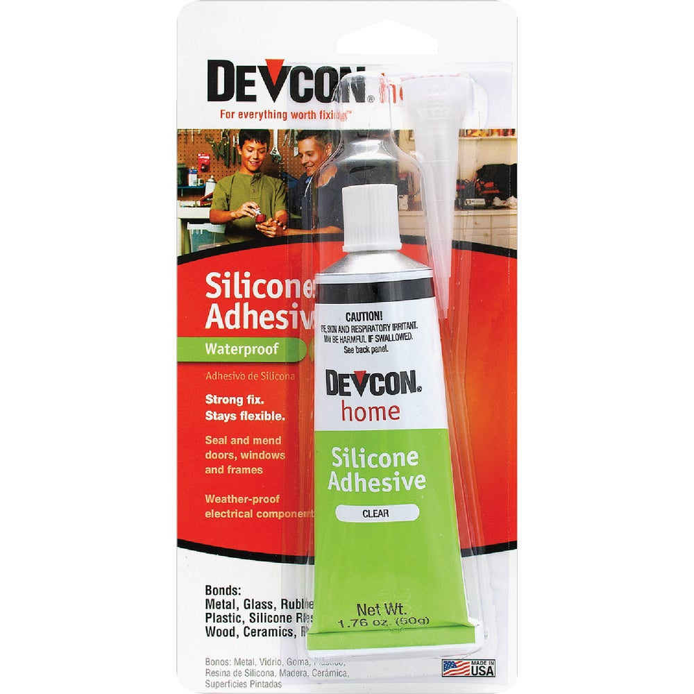Itw Global Brands 12045 Devcon Silicone Adhesive Family