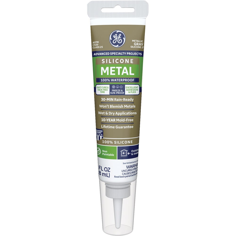 Momentive Performance GE285 GE Silicone II Metal Glue and Seal Silicone  Adhesive