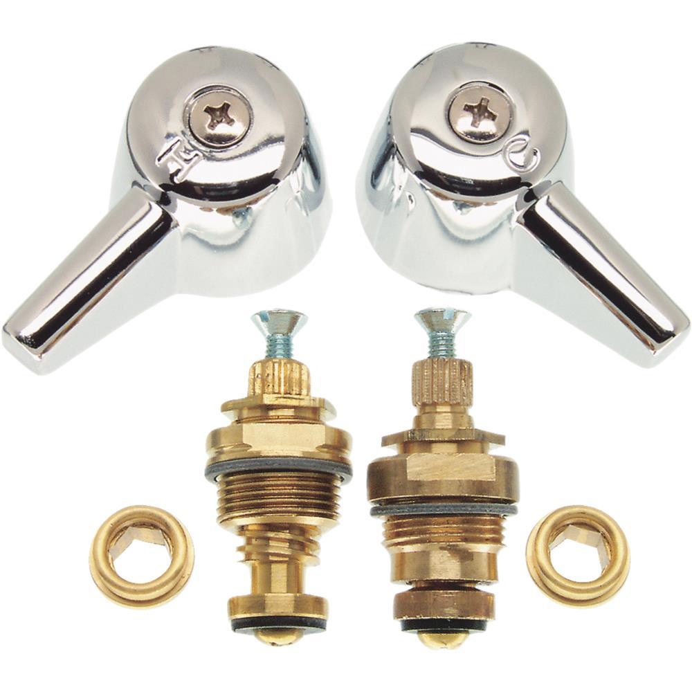 Danco Perfect Match 39674e Low Lead Central Sink Faucet