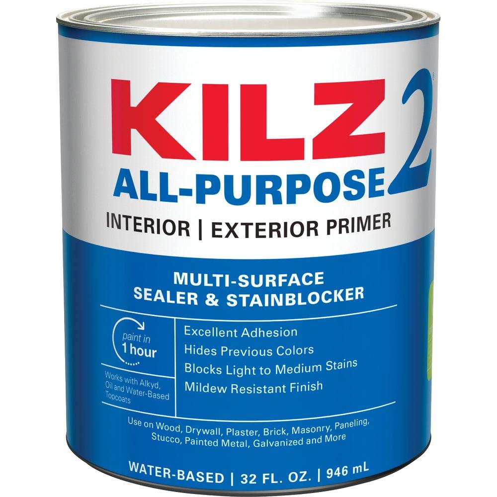 Masterchem 20002 kilz 2 latex interior exterior sealer - Exterior acrylic latex stain blocking primer ...