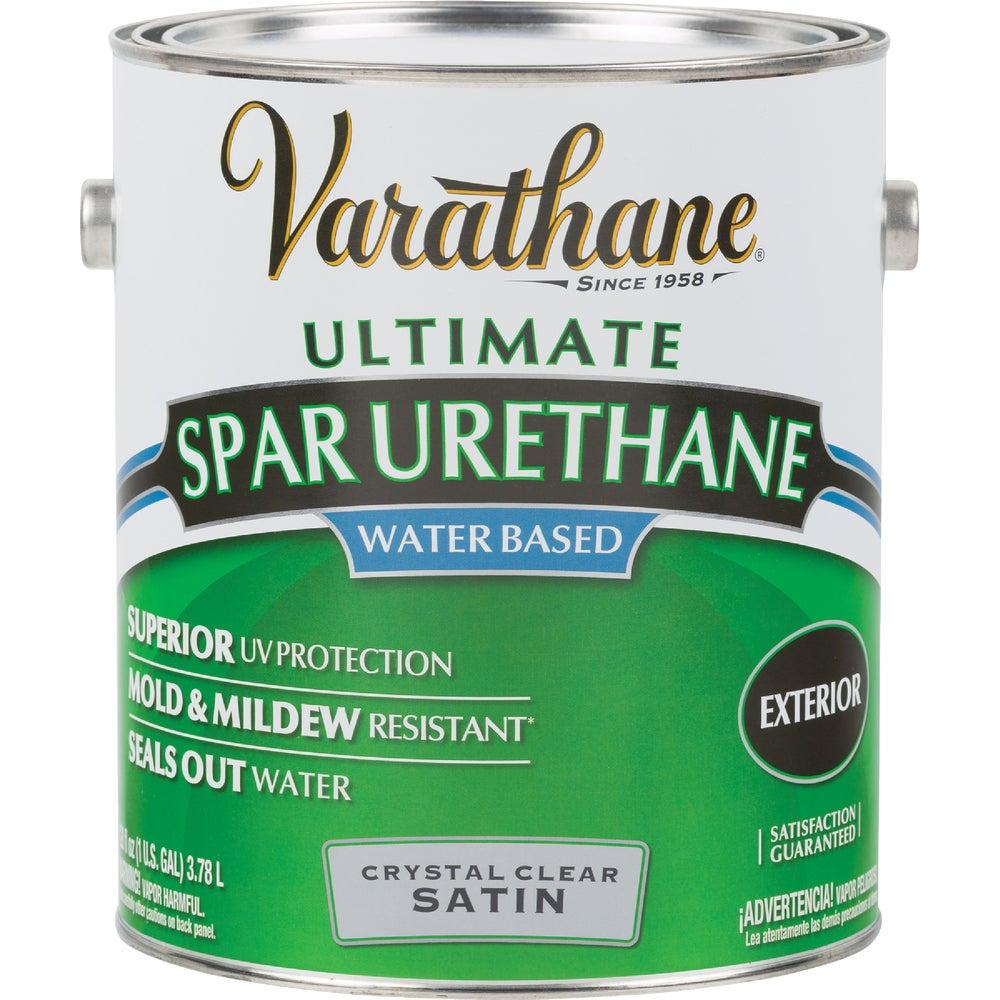 Rust oleum 250231 varathane water based exterior spar urethane family hardware for Varathane water based exterior polyurethane